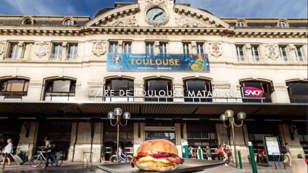 Toulouse Burger - Toulouse Burger, Toulouse
