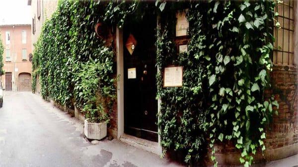 Esterno - Osteria del Vicolo Nuovo da Ambra e Rosa, Imola