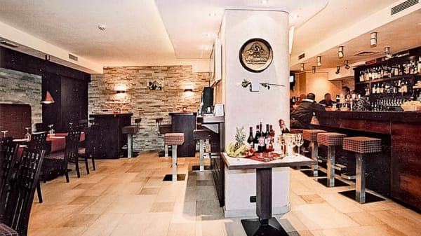 sala - Olly's Steakhouse, Livigno
