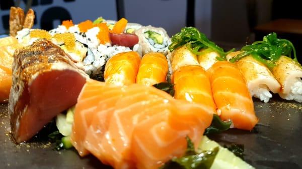 sugerencia del chef - Sushi Bar Minato Lanzarote, Puerto Calero