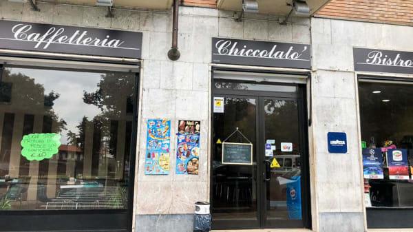 Entrata - Chiccolatò, Turin