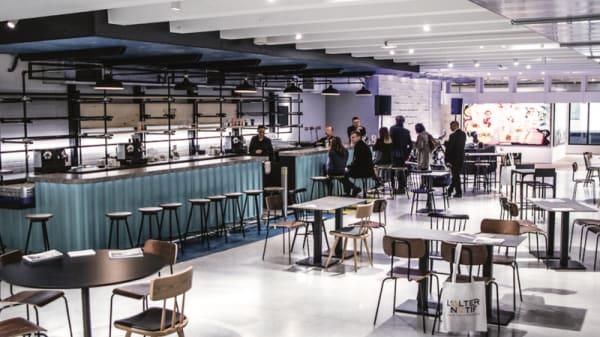 Bar et salle restaurant - L'Alternatif, Puteaux
