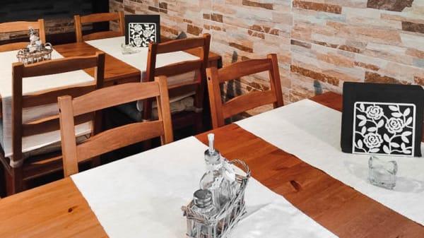 tavolo - La Merenderia Terre del granito, Campo Nell'Elba