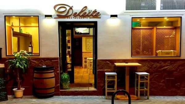 Entrada - Deleite, Madrid