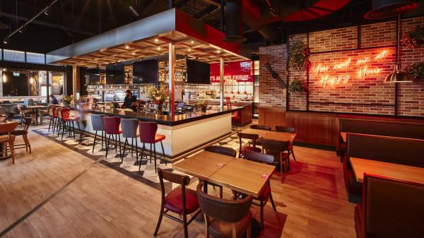 Bar - TGI Fridays Doncaster, Doncaster (VIC)