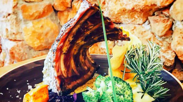 Sugerencia del chef - Cas Safra, Ciutadella de Menorca