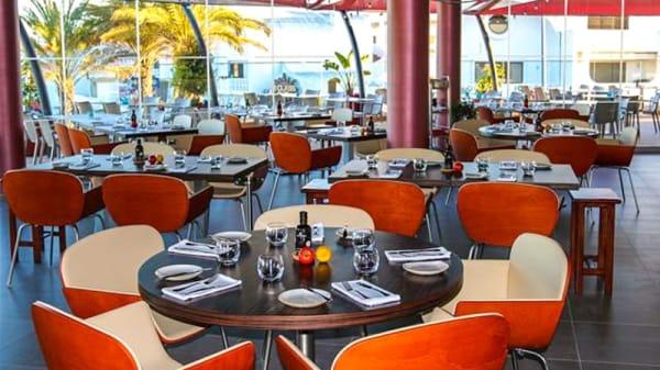 Sala do restaurante - The Market Restaurant, Albufeira