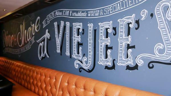 het restaurant - Viejee's, Gouda