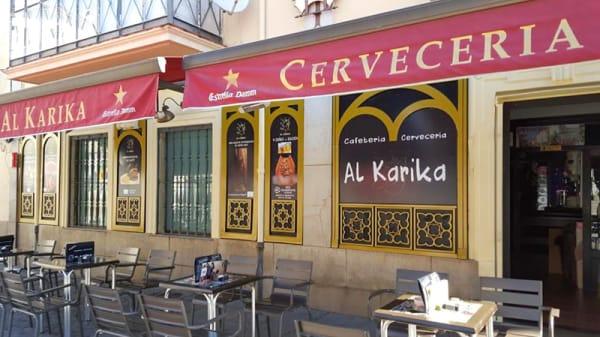 Entrada - Al-Karika, Coria
