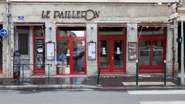 Devanture - Le Pailleron, Lyon