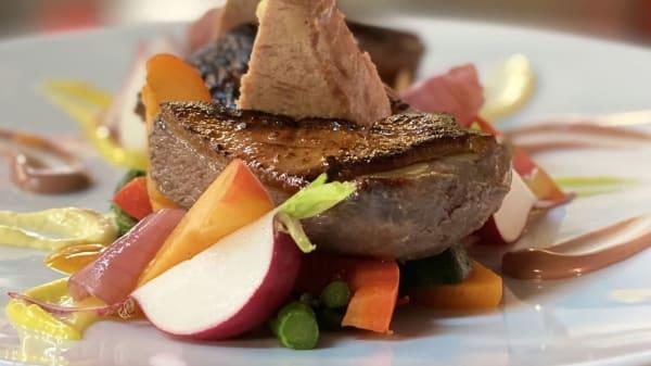 Anatra E Foie gras - Vineria Cozzi, Bergamo