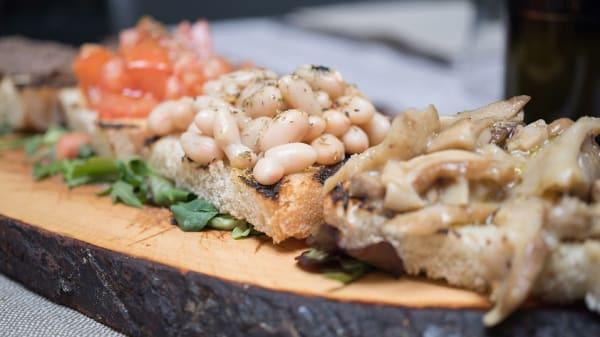 Specialità dello chef - Osteria de Pitti, Florence