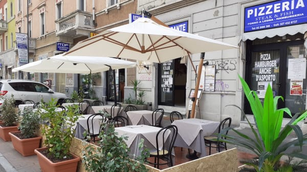 esterno - Steak & Fish, Milan