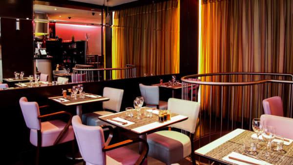 Restaurant Japonais design - Momiji, Paris