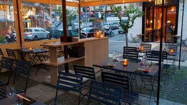Nori Sushi Bar, Napoli
