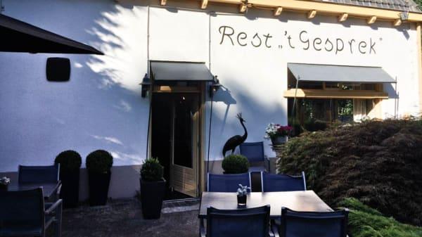 Restaurant - 't Gesprek, Wageningen