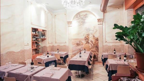 Mappamondo Royal, Milaan