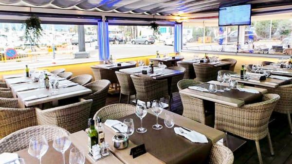 Terraza - La Marina Lounge, Empuriabrava