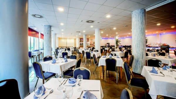 Vista de la sala - Restaurante Bonalba