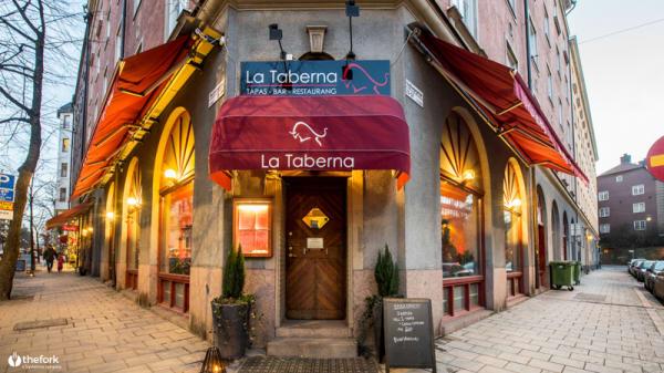 Restaurangens - La Taberna, Stockholm