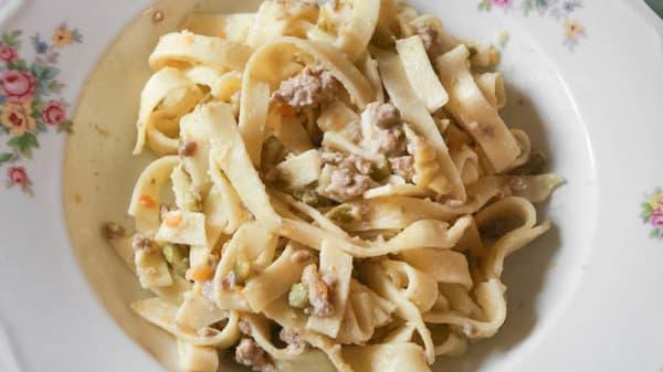 pasta - Agriturismo Cascina Chiantori, Piossasco