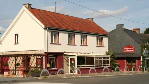 Restaurant - Le Restaurant d'Edouard, Avessac