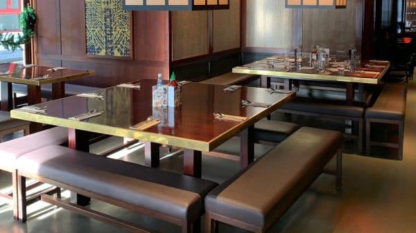 Restaurant - Busaba Bangkok Thai - Shoreditch, London