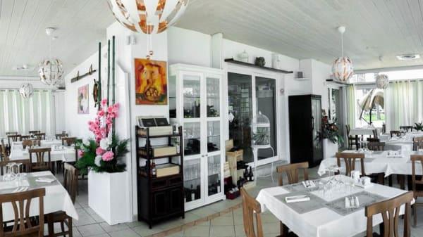 Vista sala - La Tavernetta Beach, Porto Sant'Elpidio