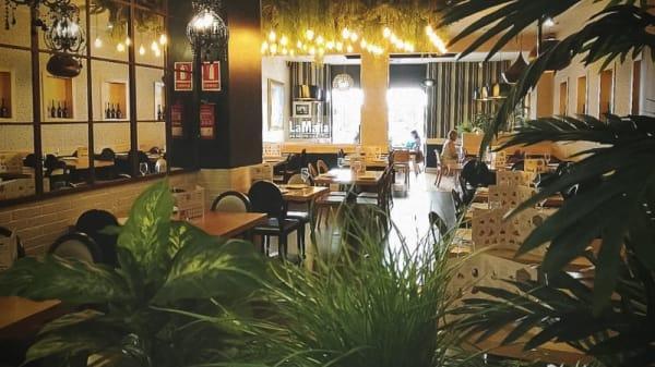 Vista general - Restaurante La Mafia Sevilla Duque, Sevilla