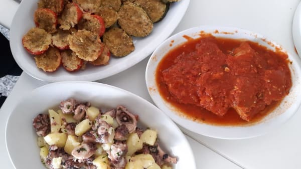 Lo Chef Consiglia - Trattoria Leoni, Pozzomaggiore