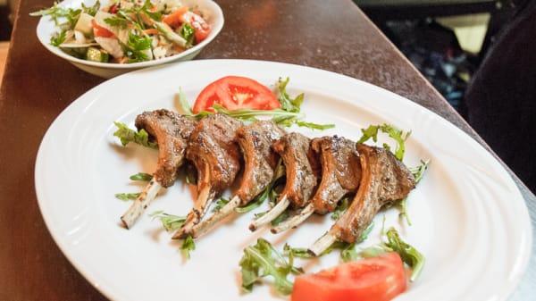 Suggestie van de chef - Orontes, Amsterdam