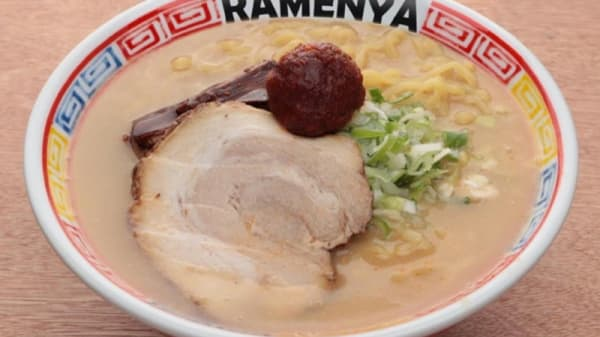 Sugerencia del chef - Ramenya, Ciudad de México