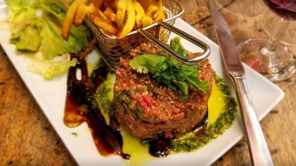 Suggestion de plat - Café Gustave, Paris