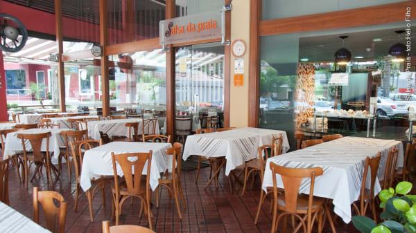 RW Ambiente - Salsa Pizza, Vitória