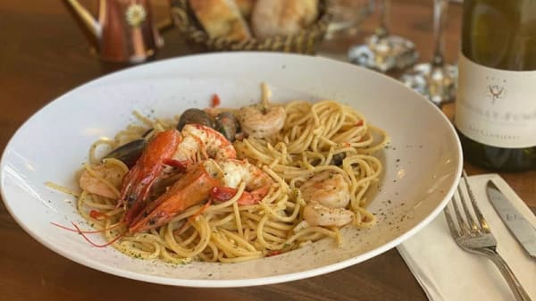 Suggestion de plat - Il Capriccio, Livry-Gargan