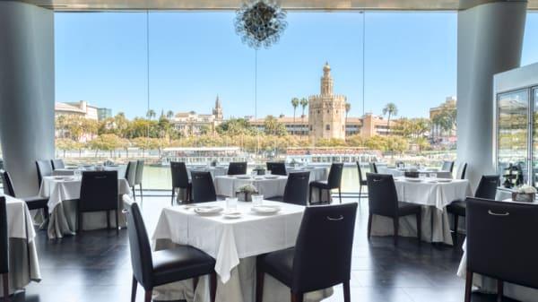 Vista sala - Abades Triana, Sevilla