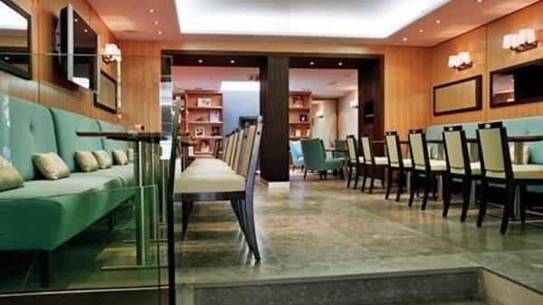 Salle du restaurant Le Bac Saint Germain - Le Bac Saint-Germain - Hôtel Bac Saint-Germain, Paris