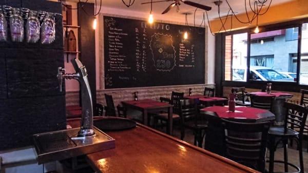 Sala del restaurante - Bochinche El Chato, Las Palmas De Gran Canaria