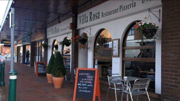 Villa Rosa Restaurant, Egham