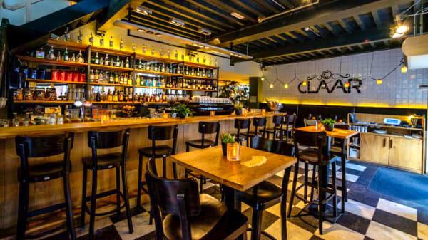 Restaurant - Restaurant Claar, Utrecht