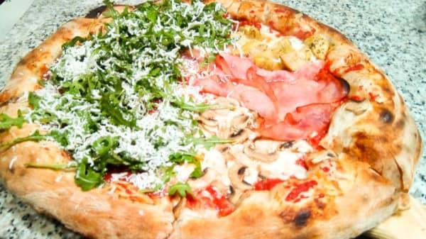 Sugerencia del chef - Napulé doc, Valencia