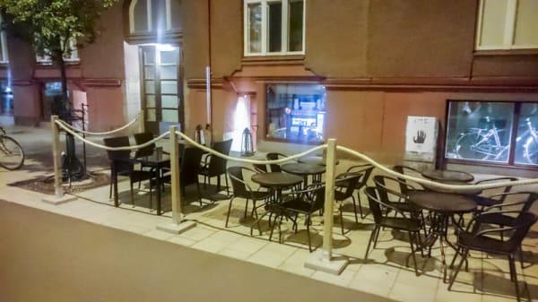 Uteservering - Pecorino Wine Bar, Malmö