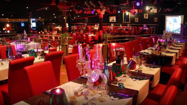 salle - Le Circus - Diner Spectacle, Limay