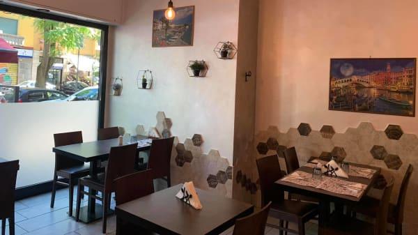 Dan Yan restaurant, Milano