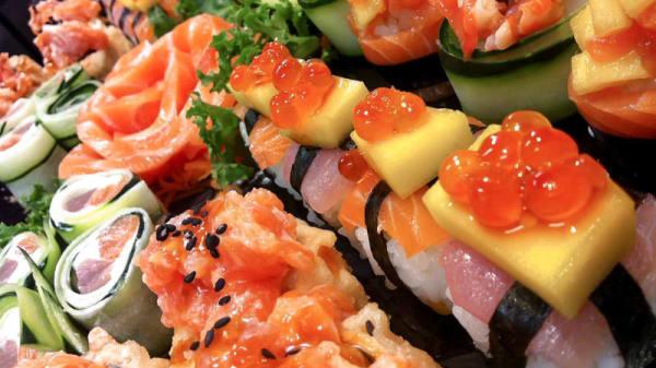 sushi - Dakoky Sushi Fusion, Siracusa