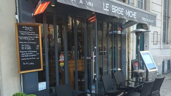restaurant - Le Brisemiche, Paris