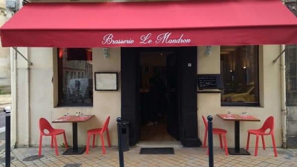 Entrée - Le Mandron, Bordeaux