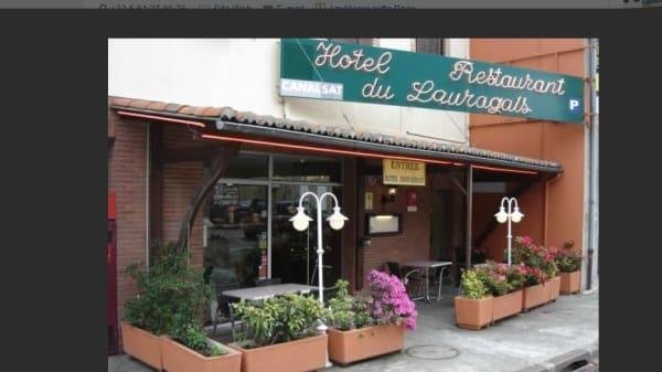 Hôtel-Restaurant du Lauragais - Hôtel-Restaurant du Lauragais, Villefranche-de-Lauragais