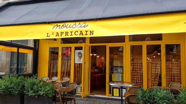 Moussa L Africain In Paris Restaurant Reviews Menu And Prices Thefork