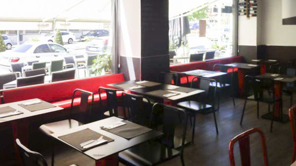 vista sala - One Bar One, Las Rozas